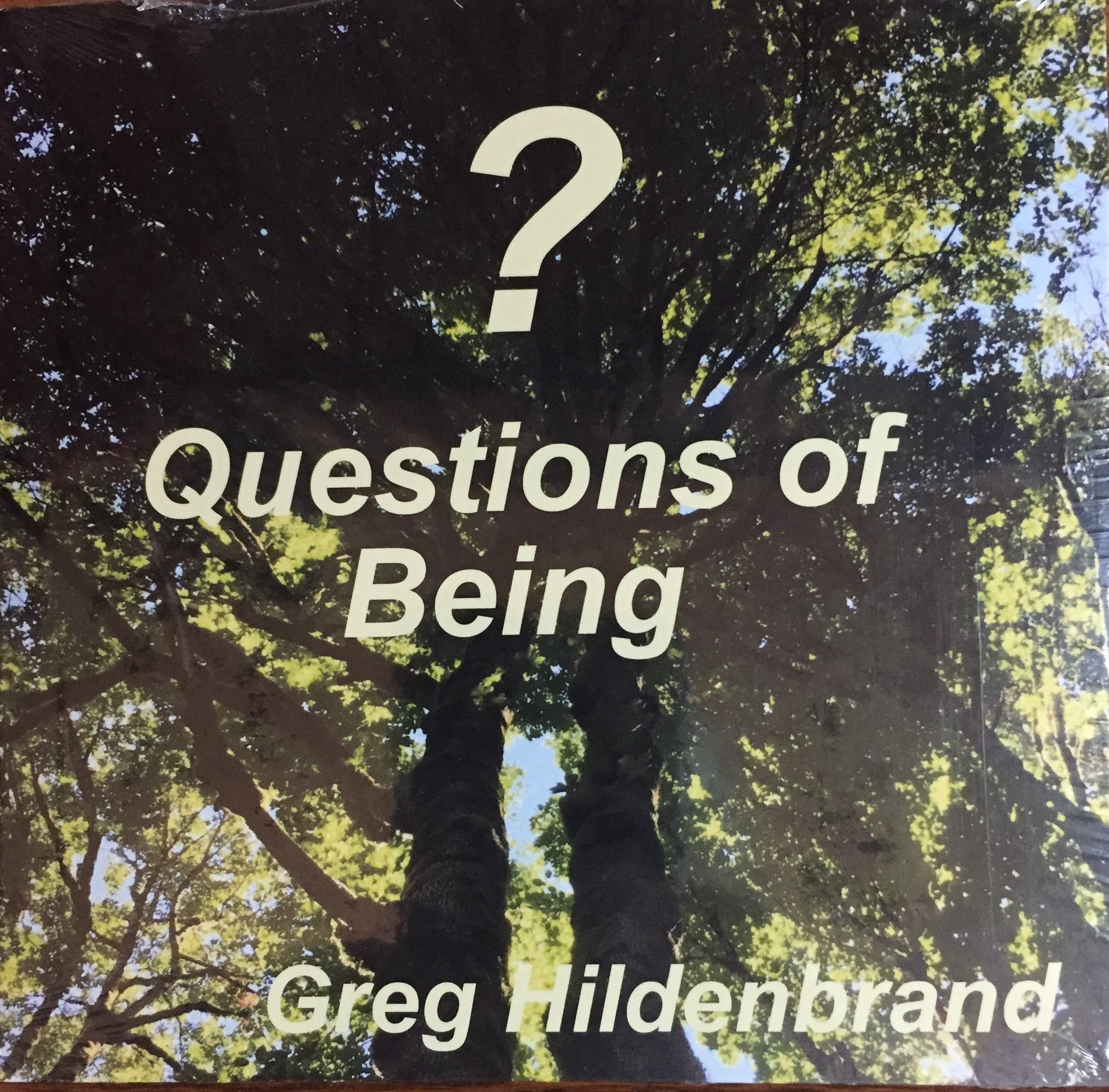 Questions Of Being